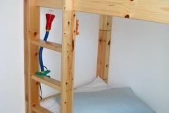 Kinderzimmer der Ferienwohnung in Heiligenhafen